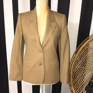 Vintage Pendleton skirt suit